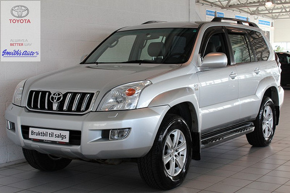 Toyota Land Cruiser 3.0 GX PERSONBIL  2006, 270000 km, kr 299000,-