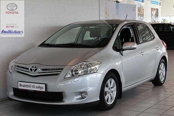 Toyota Auris 1.4 ADVANCE  2012, 26500 km, kr 179000,-