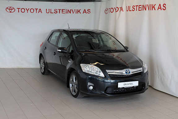 Toyota Auris 1,8 Hybrid Executive HSD  2012, 39000 km, kr 210000,-
