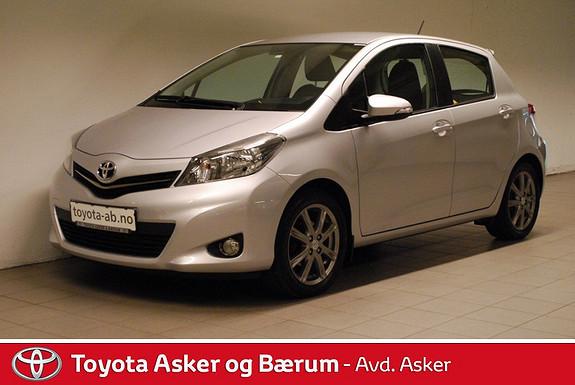 Toyota Yaris 1,33 Style Navikampanje Navi / Ryggekamera / KAMPANJERENTE 2,95%  2012, 35900 km, kr 165000,-