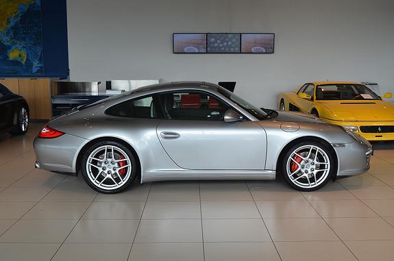 Porsche 911 997 II C4S PDK, sp.eksos, seter, BOSE+  2009, 69800 km, kr 849000,-