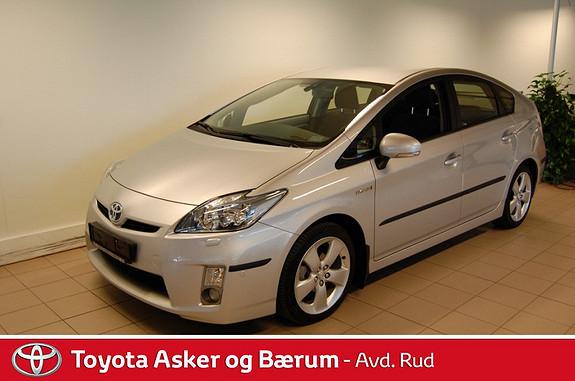 Toyota Prius 1,8 VVT-i Hybrid Executive  2011, 20450 km, kr 209000,-