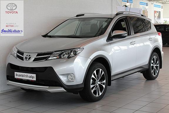 Toyota RAV4 71*GRADER NORD EDITION  2015, 4500 km, kr 379000,-