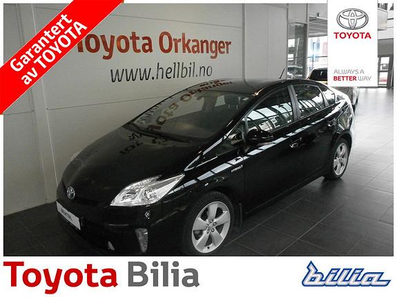 Toyota Prius 1,8 VVT-i Hybrid Advance  2012, 7343 km, kr 199900,-
