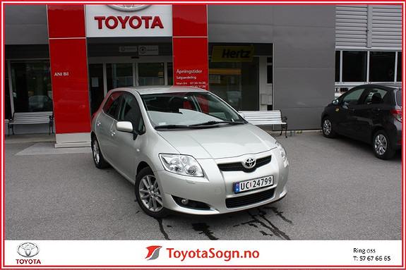 Toyota Auris D-4D Sol  2008, 112900 km, kr 109000,-