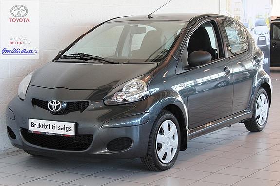 Toyota Aygo 1.0 BENSIN  2012, 17000 km, kr 109000,-