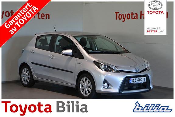 Toyota Yaris 1,5 Hybrid Active  2012, 25000 km, kr 169000,-