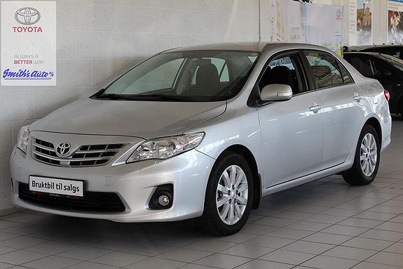 Toyota Corolla 1.4 ADVANCE  2012, 32000 km, kr 179000,-