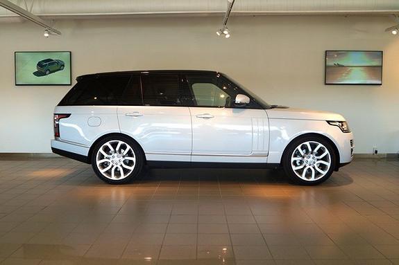 Land Rover Range Rover Autobiography  2015, 15 km, kr 1750000,-