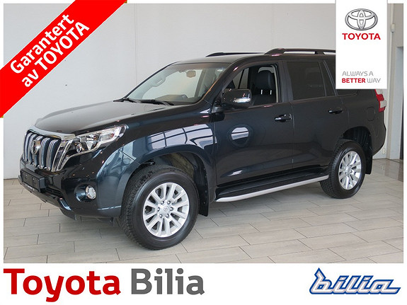 Toyota Land Cruiser 3,0 D-4D GX aut 7s  2014, 18185 km, kr 899000,-