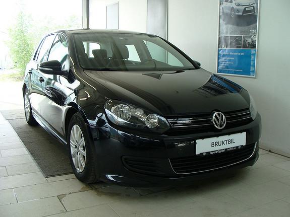 Volkswagen Golf 1,6 TDI 105hk BlueMotion  2010, 133500 km, kr 119900,-
