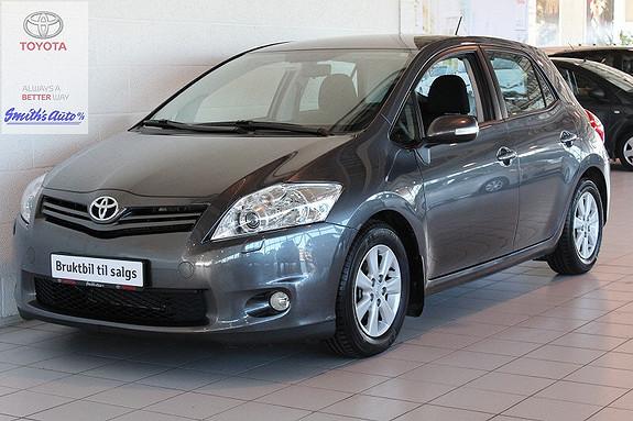 Toyota Auris 1.4 ADVANCE  2011, 14500 km, kr 169000,-