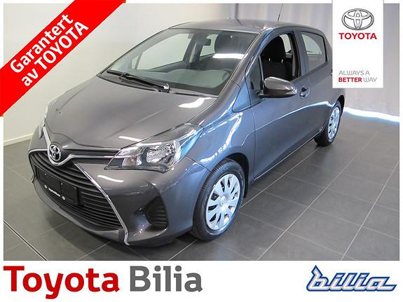 Toyota Yaris 1.0 Active  2015, 162 km, kr 189900,-