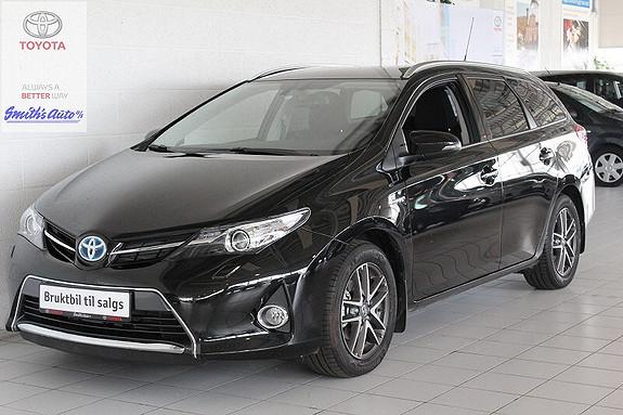 Toyota Auris 1.8 ACTIVE + M/SENSORPAKKE  2015, 1900 km, kr 299000,-
