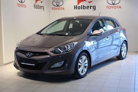 Hyundai i30 1,6 CRDi 110hk Comfort Pluss - må sees!  2013, 27500 km, kr 159000,-