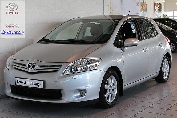 Toyota Auris 1.4 ADVANCE M/HENGERFESTE  2012, 33000 km, kr 179000,-