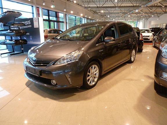 Toyota Prius+ Seven 1.8 VVT-i Hybrid Premium 136 HK  2012, 50538 km, kr 299000,-
