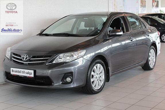 Toyota Corolla 1.4 ADVANCE  2012, 60000 km, kr 169000,-