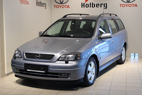 Opel Astra 1,7 DT Njoy - godt vedlikeholdt  2004, 144000 km, kr 55000,-