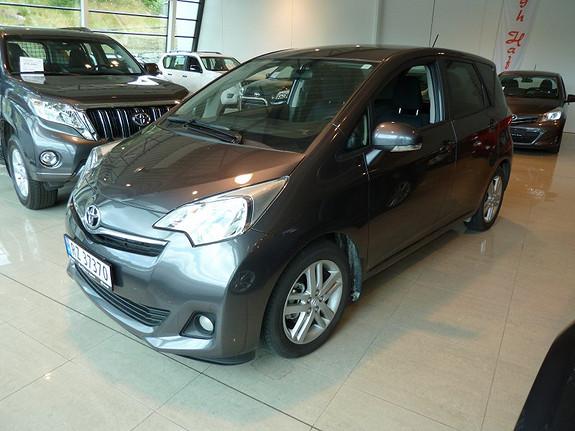 Toyota Verso-S 1.33 VVT-i Dynamic 99 HK  2014, 6775 km, kr 239000,-
