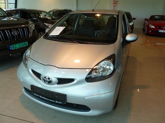 Toyota Aygo 1.0 AYGO+  2007, 117000 km, kr 59000,-