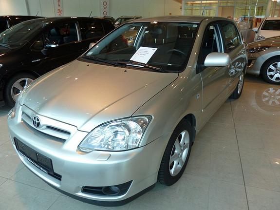 Toyota Corolla 1.6 SOL KLIMA HENGERFESTE  2006, 116500 km, kr 99000,-