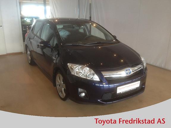 Toyota Auris 1,8 Hybrid Executive HSD PEN BIL, HYBRID OG AUTOMATGEAR  2011, 74700 km, kr 169000,-