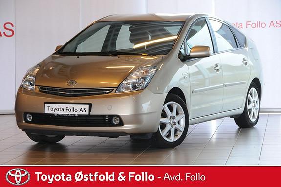 Toyota Prius 1,5 Executive m/navi Hybrid, fin km, Navi, Full service hos Merkeforhandler  2008, 64000 km, kr 119000,-