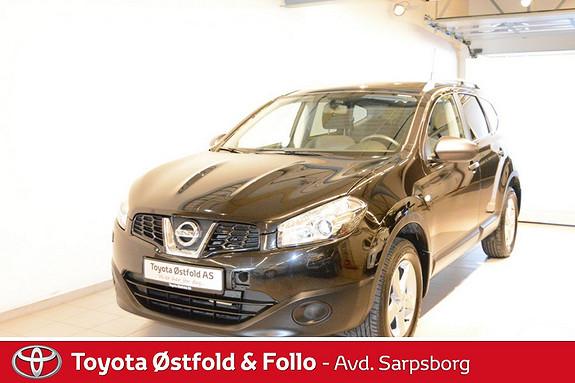 Nissan Qashqai +2 1,6 117hk City Edition  2012, 71000 km, kr 219000,-