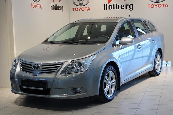 Toyota Avensis 1,6 132hk Comfort - godt vedlikeholdt, ny hovedservice  2009, 60000 km, kr 159000,-