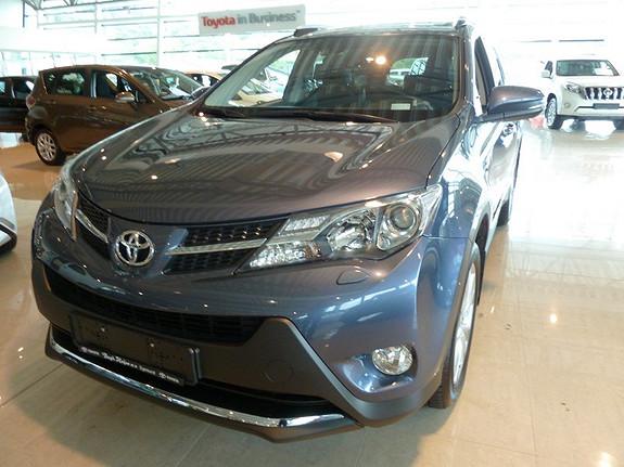 Toyota RAV4 2.2 PREMIUM SKINN BSM HENGERFESTE  2014, 11900 km, kr 479000,-