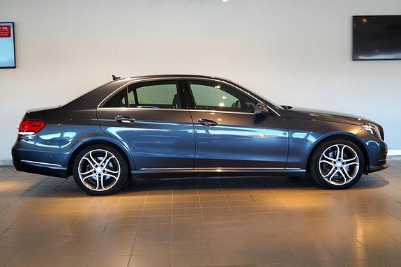 Mercedes-Benz E-Klasse E220CDI Avantgarde Fullskinn/Comman  2014, 30000 km, kr 489000,-