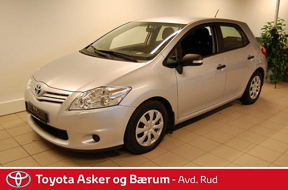 Toyota Auris 1,4 D-4D (DPF) Comfort Hengerfeste  2011, 61700 km, kr 145000,-