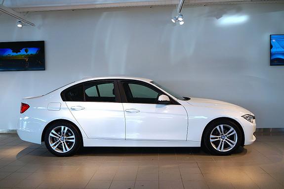BMW 3-serie 320d163hk Eff.Dyn/Navi/R.kamera/HUD  2012, 35000 km, kr 349000,-