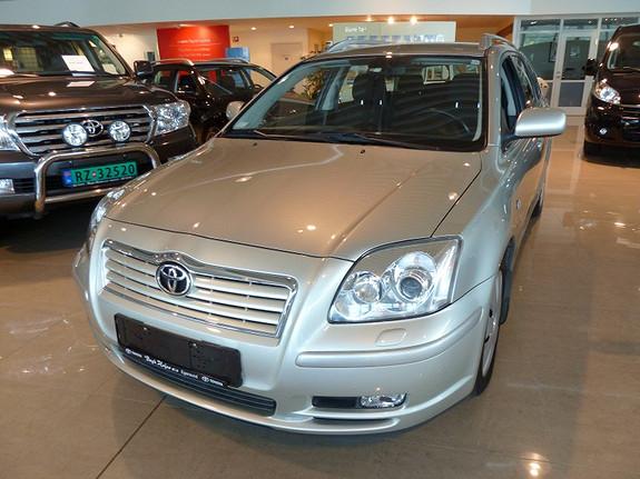 Toyota Avensis 1.8 VVTI SOL HENGERFESTE  2006, 101500 km, kr 115000,-