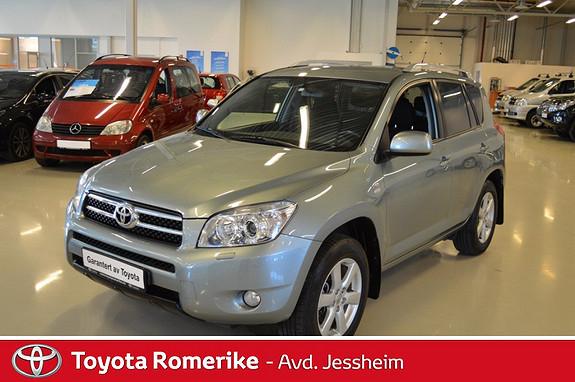 Toyota RAV4 2,2 D-4D 136hk DPF Cross Sport  2008, 141174 km, kr 199000,-
