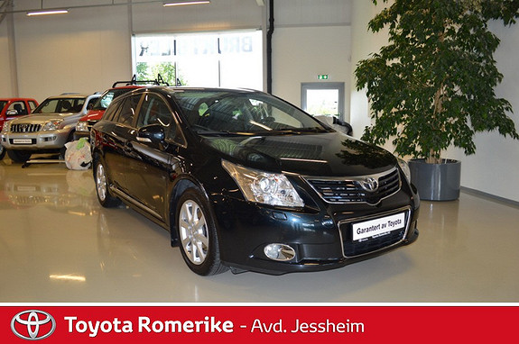 Toyota Avensis 2,0 D-4D DPF 126hk Executive  2011, 45808 km, kr 249000,-