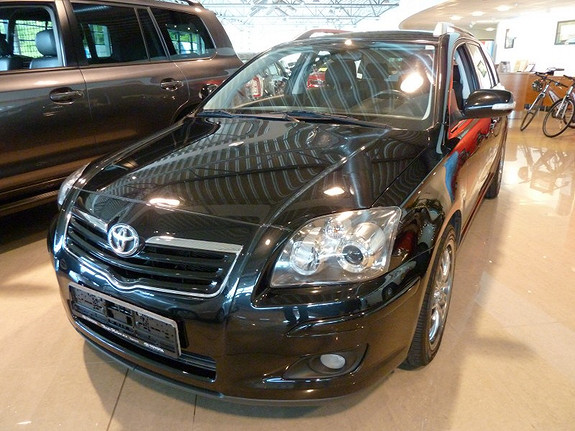 Toyota Avensis D-4D SOL GOD BIL  2006, 112000 km, kr 119000,-