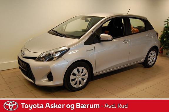 Toyota Yaris 1,5 Hybrid Active  2014, 46400 km, kr 169000,-