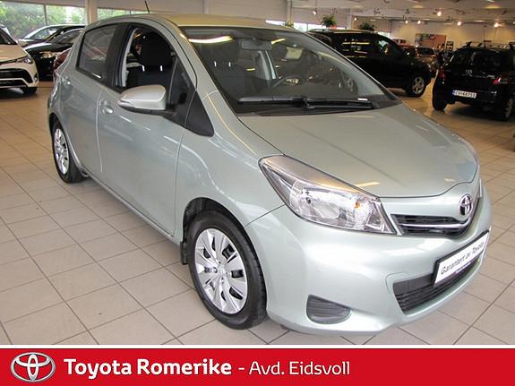 Toyota Yaris 1,0 Active Servicehefte! Ny i Norge! Nybilgaranti!  2012, 32116 km, kr 149000,-