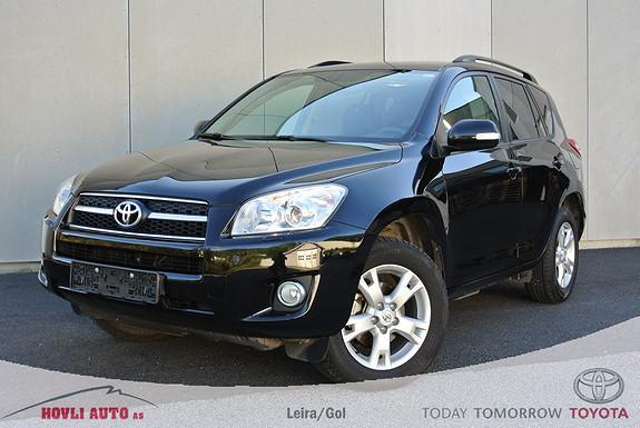 Toyota RAV4 2,0 VVT-i Executive Multidrive S Tectyl -Hengerfeste - 2,95% rente -  1 års garanti  2010, 47710 km, kr 299900,-