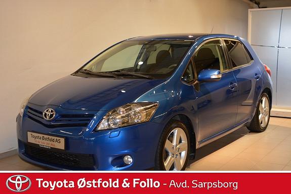 Toyota Auris 1,4 D-4D (DPF) Kuro S-Edition Kuro S-Edition + Dab Radio!  2010, 85615 km, kr 145000,-