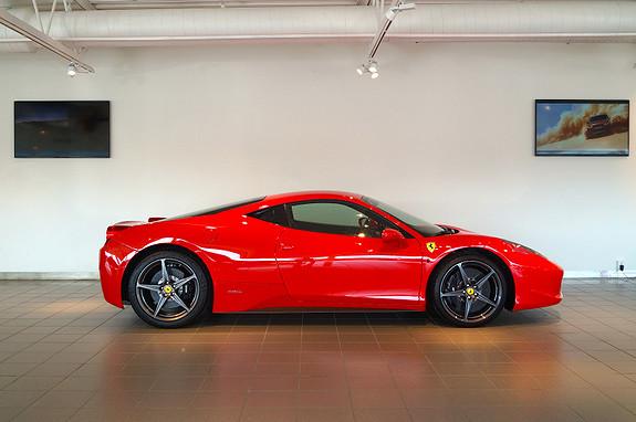 Ferrari 458 Italia  2010, 36000 km, kr 1990000,-