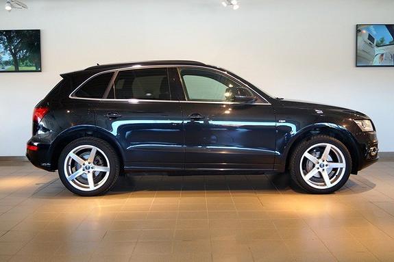 Audi Q5 2,0TDI Q/S-tronic  2013, 64000 km, kr 549000,-