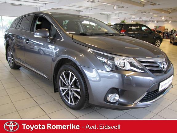 Toyota Avensis 1,8 147hk Advance Multidrive S InBusiness! Ny i Norge! Nybilgaranti!  2013, 50500 km, kr 289000,-