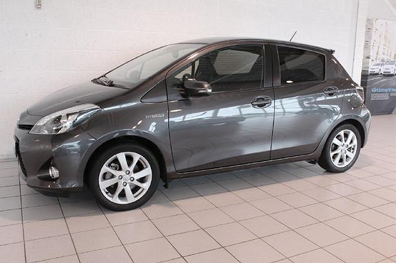 Toyota Yaris 1.5 Hybrid Style  2012, 28000 km, kr 189000,-