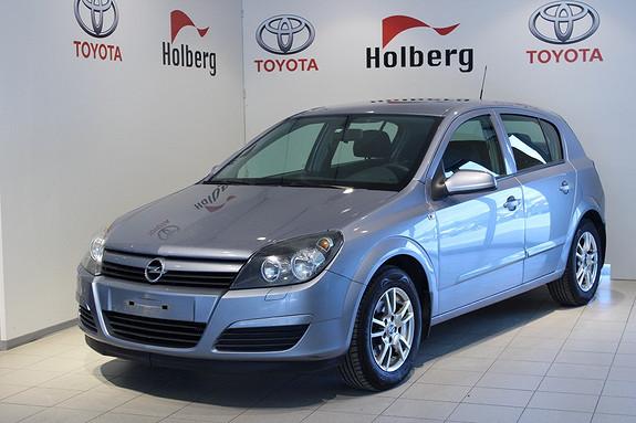 Opel Astra 1,7 CDTI Enjoy - komplett servicehefte  2004, 183800 km, kr 45000,-