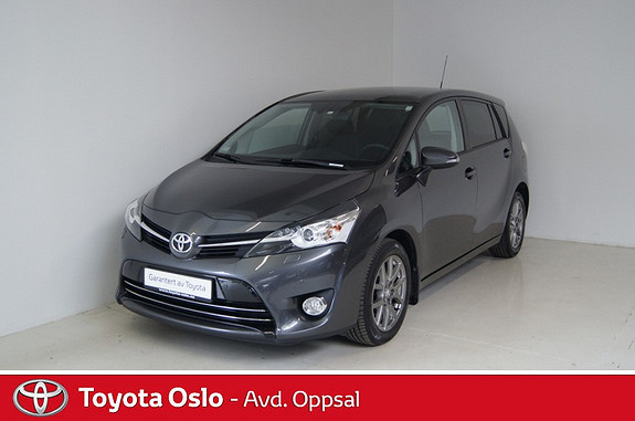Toyota Verso 1,8 Executive 7 seter Multidrive S  2013, 23188 km, kr 359000,-