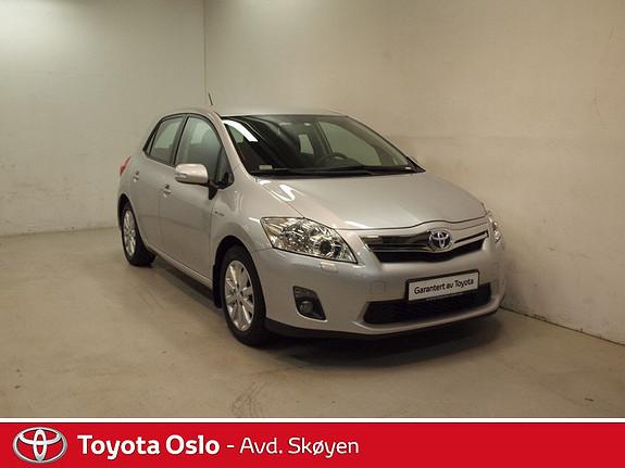 Toyota Auris 1,8 Hybrid Executive HSD  2012, 45000 km, kr 199900,-