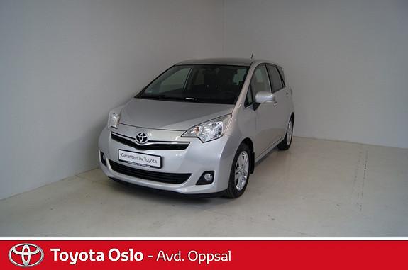Toyota Verso-S 1,33 Dynamic S&S Multidrive S  2012, 59552 km, kr 185900,-